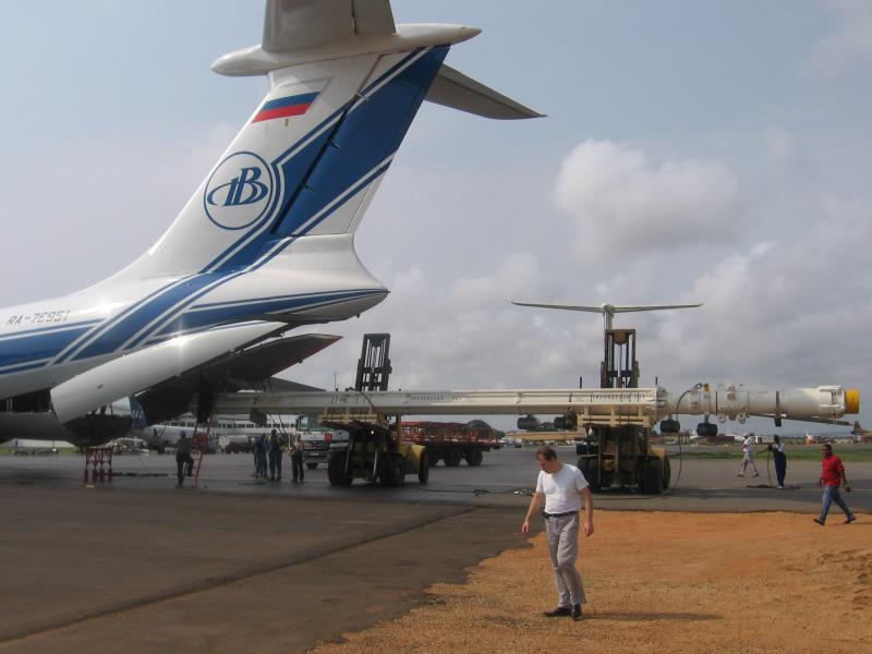 空运包机项目